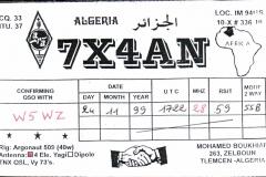 7X4AN