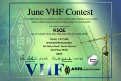 2011-K5QE-JUNE-VHF