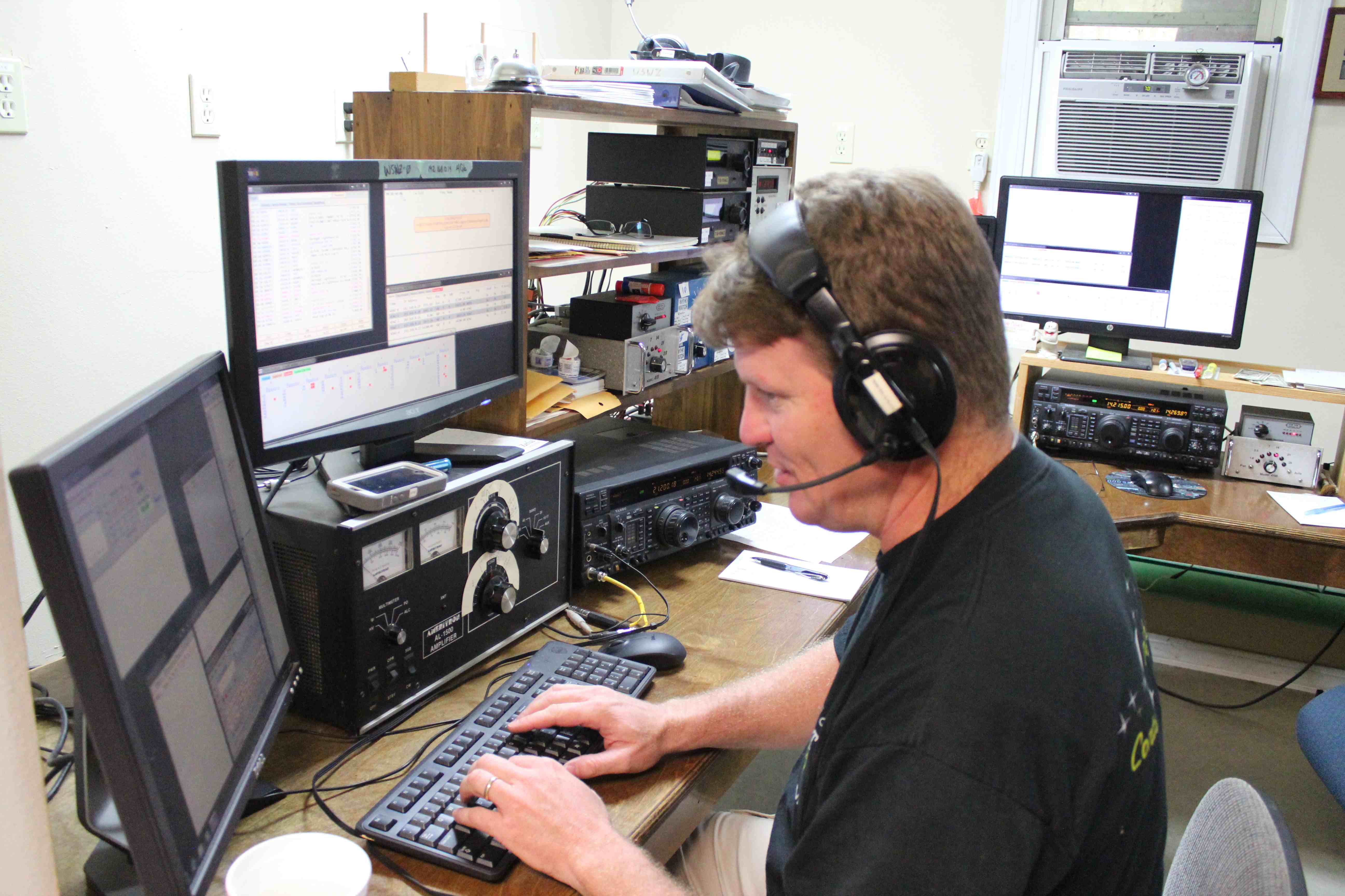 W5WZ running stations in NAQP