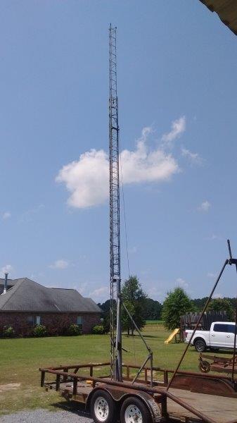 Station Design & Planning – Amateur Radio Station W5WZ