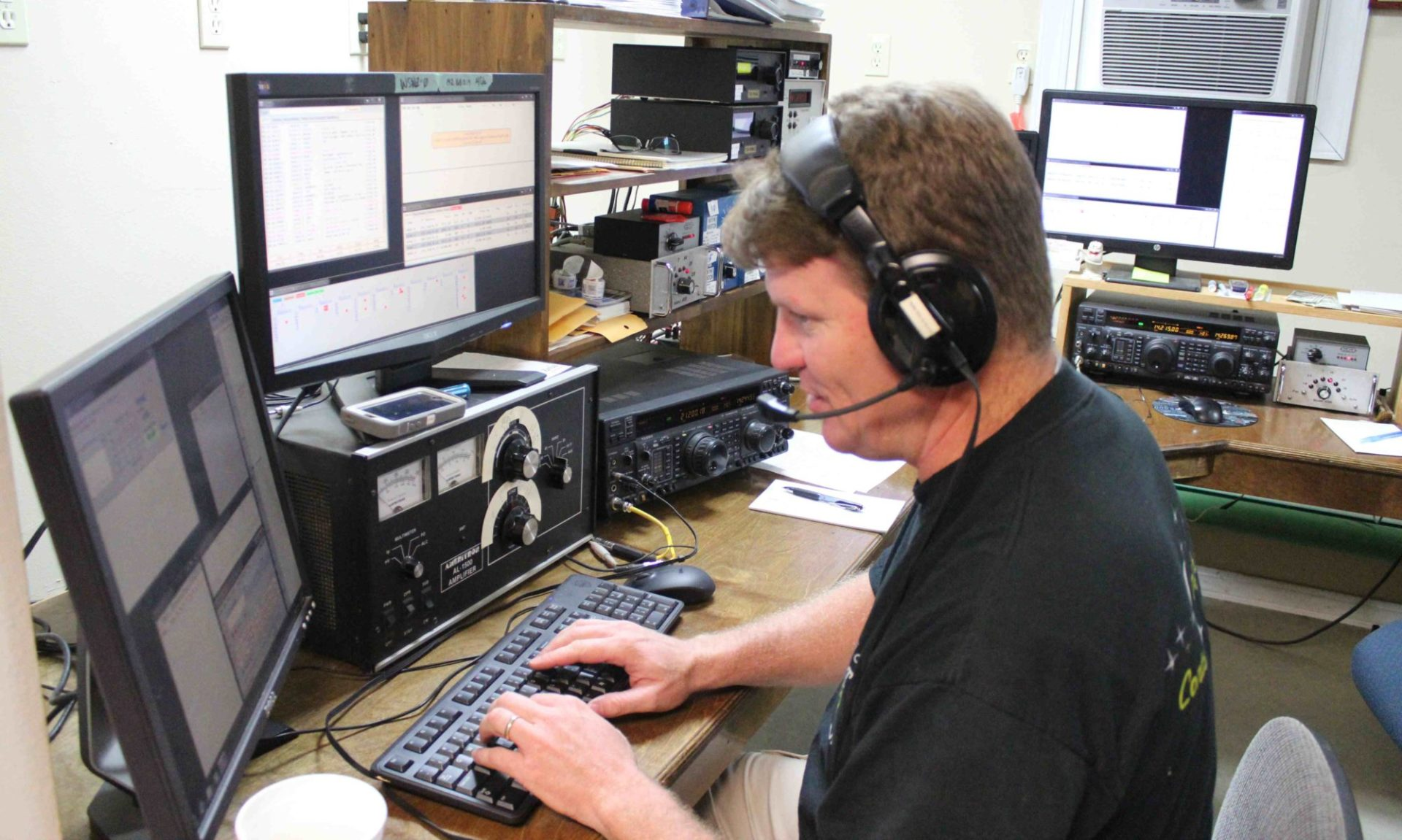 Amateur Radio Station W5WZ